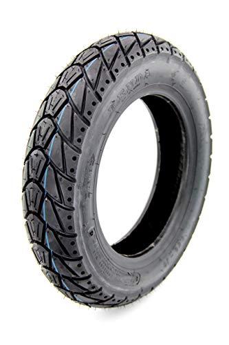 BISOMO 1 x Kenda M+S Reifen 3,50-10 K415-56 - L - TL für Roller/Scooter
