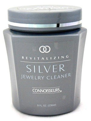 Connoisseurs Silver Jewellery Cleaner 240 ml (3-Pack)