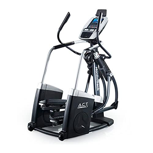 41K%2BeYnLNOL. SS500  - NordicTrack A.C.T. 7 Elliptical Cross Trainer (with 12 Months iFit Subscription Included)
