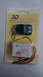 1 Channel RF Wireless Remote Control Switch ON/OFF Home Automation