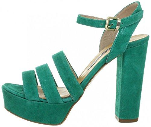 MANAS portofino, Sandali donna Verde smeraldo, Verde (smeraldo), 40