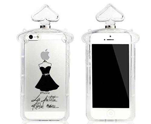 iphone-5-5s-funda-inenkalto-lujo-retro-transparente-perfume-botella-telfono-shell-guerlain-poco-negr