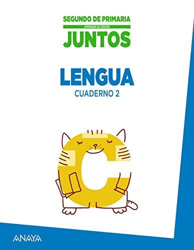 Aprender es crecer juntos 2.º Cuaderno de Lengua 2. - 9788467875171