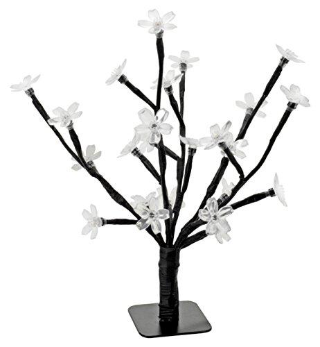 Arbre de table lumineux Babou H25 cm Blanc chaud