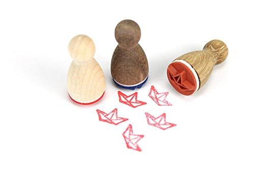 Stemplino Mini Stempel Boot