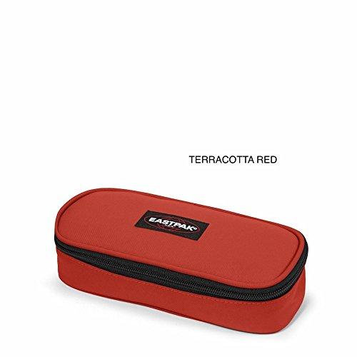 Eastpak Oval Schlampermäppchen Terracotta red