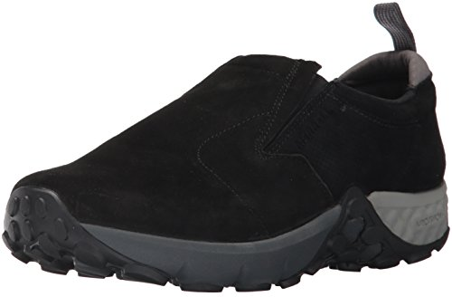 Merrell Jungle Moc Ac+, Herren Pantoletten, Schwarz (Black), 42 EU (8 UK) (Merrell-herren-slip-on)