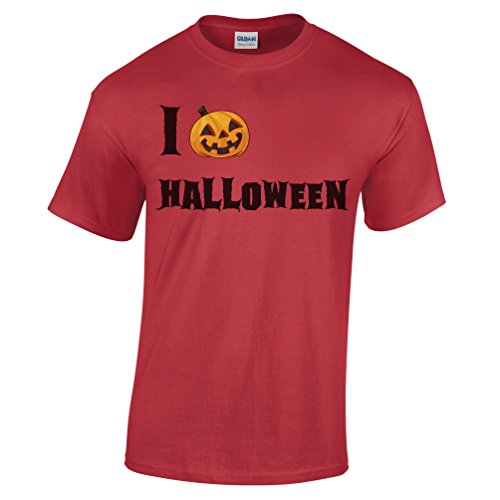 Ich liebe Herz Halloween Lustig Cool Kostüm Scary -