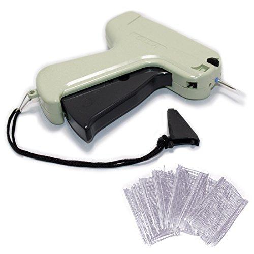 JJOnlineStore-Pistola per etichettatura, etichette marchio Price Tag Clothing indumenti-Appendiabiti per cappelli, negozi negozianti Home Fashion-5000, 7,62 cm (3