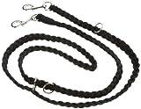 Nobby 73128-05 Hunde-Führleine geflochten L: 200 cm