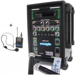 eXclusive Audio - SoundBox USB - Spéciale Fitness - Sono portable