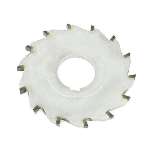 100mm x 32mm x 5mm 14Z Kreis Triple Oberfläche Schlitzung Sägeblatt Fräser