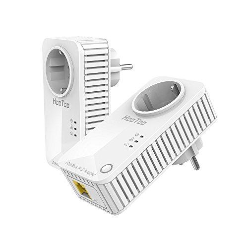 adaptateur-cpl-hootoo-600mbps-appairage-rapide-un-seul-bouton-prise-de-courant-ac-integre-kit-de-2-p