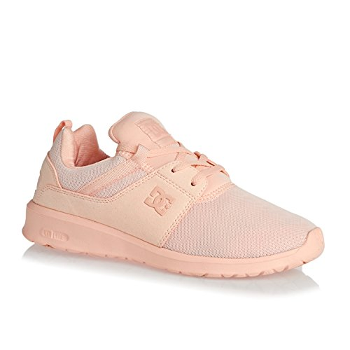 DC Girls Schuhe Heathrow Peach Cream Rosa