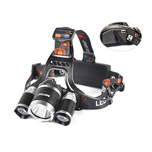 mifine-waterproof-headlamp-5000-lumen-4-modes-3-led-super-bright-rechargeable-headlight-for-outdoor-