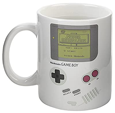 Nintendo Game Boy - Heat Change Mug Mug multicolore