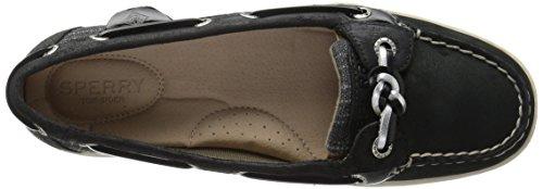 Sperry Top-Sider Seacoast, Damen Sneakers Black