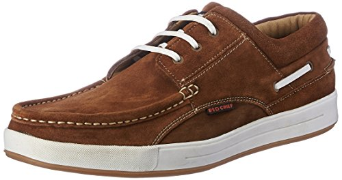 25 Off On Red Chief Mens Rc1363a Leather Boat Shoes On Amazon