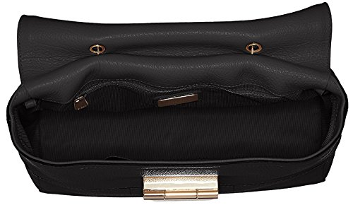 Furla Damen Artesia M Top Handle Henkeltaschen Black (Onyx)