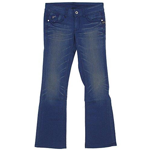 G-Star, Lynn Bootleg, Damen Jeans Hose, Stretchdenim, ink blue, W 31 L 36 [20047]