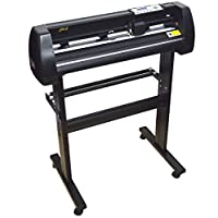 24 inch (61 cm) step motor vinyl & sticker paper cutting plotter machine