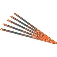 Bahco 3906-300-24-5P - Hojas De Sierra Sandflex 300-24
