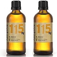 Naissance Grapefruit 200ml (2x100ml) 100% naturreines ätherisches Öl preisvergleich bei billige-tabletten.eu