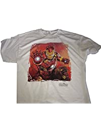 Avengers (Marvel) - Age Of Ultron (Iron Man) - Official Mens T Shirt