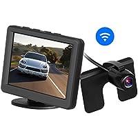 "AUTO-VOX 3.5 ""LCD 2.4G Wireless Rückfahr-Kamerasystem Funk-Rückfahrkamera mit 165 Grad Weitwinkel"