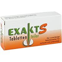 Exakt S Tablettenteiler, 1 St. preisvergleich bei billige-tabletten.eu
