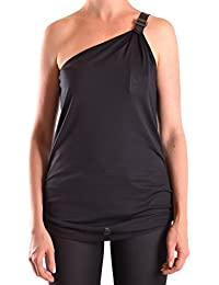 Belstaff Mujer MCBI039011O Negro Algodon Top