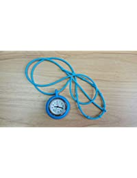 HSDDA - Reloj Unisex para Enfermera, Color Azul