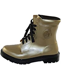 Armani Jeans Damen Stiefel Gummistiefeletten Boots 925118