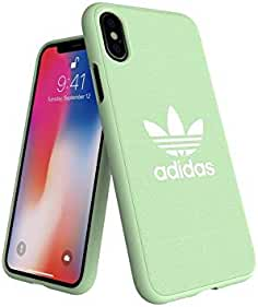 detailed look 9180e 7da1a adidas Originals Funda iPhone X XS Snap Fabric - Clear Mint