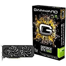 Gainward GeForce GTX 1060 6GB Blower (PCIe 3.0, 6GB DDR5 Speicher, HDMI, DVI, 3xDisplayPort)