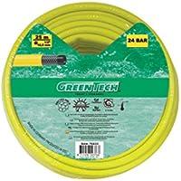 '25metri tubo per tubo da giardino tessuto tubo acqua 1/2in PVC