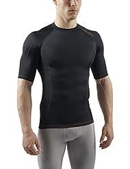 Sub Sports RX Men's Graduated Compression Baselayer Top Short Sleeve