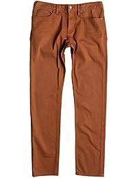 DC Shoes Slim Colour - Slim Fit Jeans - Jean coupe slim - Homme - 30 - Orange