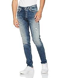 JACK & JONES Herren Slim Jeans Jjiglenn Jjoriginal Jos 788 50sps Noos