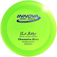 Innova Disc Golf i-dye Blizzard campeón material Boss Golf Disc, 140 – 150 mm (colores puede variar)