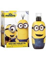 Kid Minions pour Les Homme Giftset - 30 ml Eau de Toilette Vaporisateur + Case