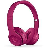 Beats Solo3 Wireless On-Ear Headphones - Neighborhood Collection - Brick Red