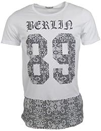 T-Shirt - BERLIN 89 - weiß