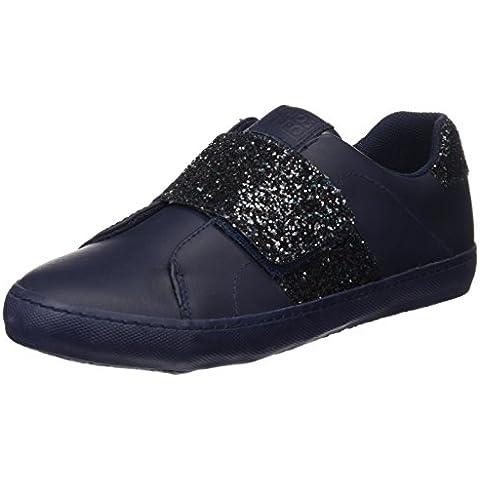 Gioseppo BANDIE 36277-03 - Zapatillas de deporte para niñas, color azul (navy), talla 39