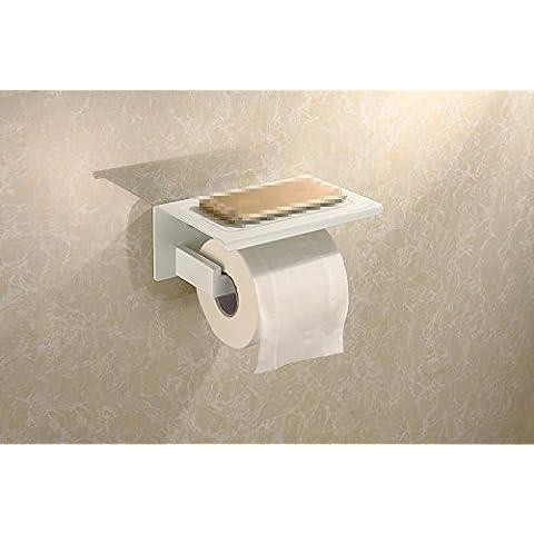 YJJ Accessori bagno acciaio carta igienica titolare ,