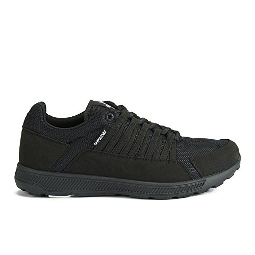 Schuhe Owen Black Schwarz - Schwarz