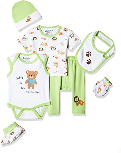 Donuts Baby Boys Clothing Set (266077321_Assorted_03M)