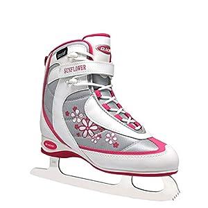Insun Kinder Mädchen Schlittschuhe Ice Schlittschuh Eislaufschuhe ideal für Einsteiger