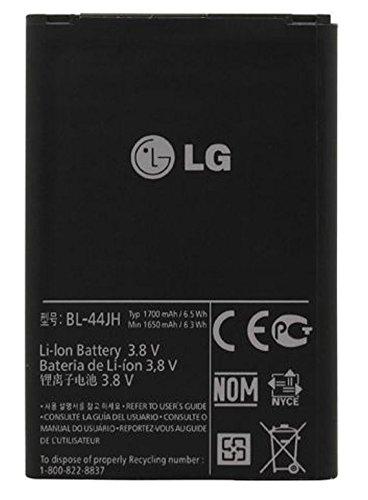 LG BL - 44JH (Original Akku, L7 P700 optimus L5 II E460 optimus L5 2, optimus black P970