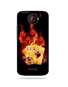 alDivo Premium Quality Printed Mobile Back Cover For HTC One X / HTC One X Printed Mobile Back Cover (MKD370)